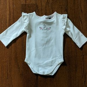 Infant girls onesie